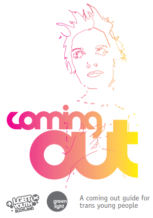 Coming out guide for young trans people (PDF)